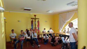 Spotkanie młodzieży