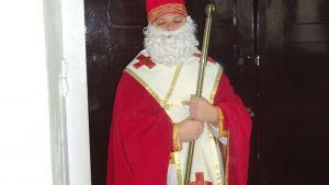 Dzień ze św. Mikołajem